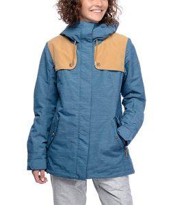 Roxy-Lodge-Teal-&-Khaki-10K-Snowboard-Jacket-_262535